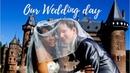 Our Wedding Day Dutch Angolan Interracial couple