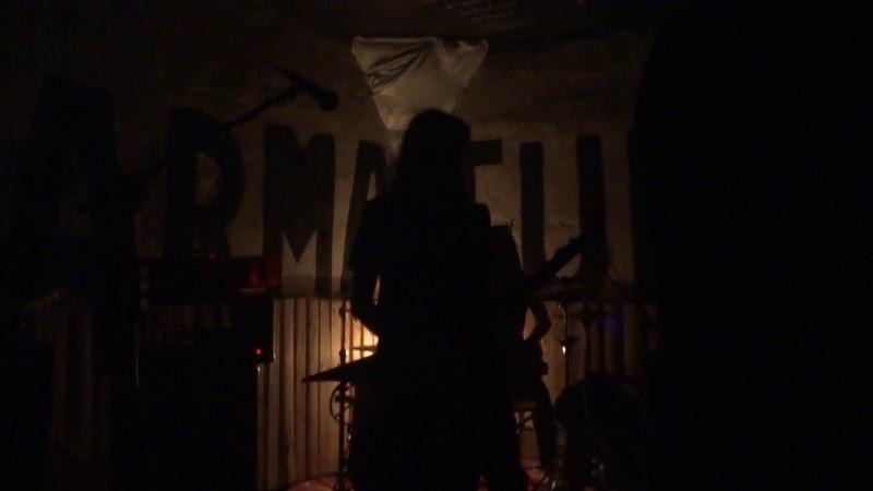 Black Ass Enthrone Darkness Elephant Live @ Armatura 17 03 2019