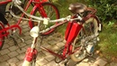 Fahrrad Hilfsmotoren Treffen in Oederan