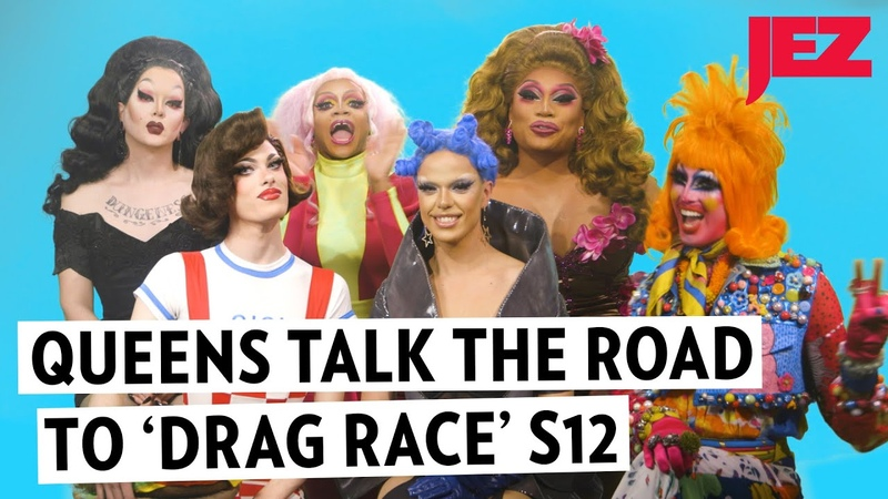 RuPaul's Drag Race Season 12 Stars Talk About the Audition Process Jezebel