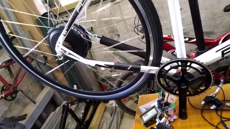 Нюансы установки электромотора на туринг шоссер Format