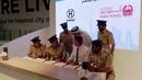 MOU Dubai Police Hoversurf