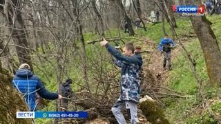 В Ставропольском крае начались субботники