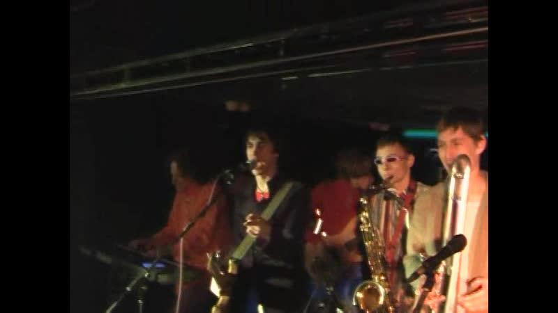 Saenko Je Ananas Band Live 2004 @ Griboedov Part 1 6