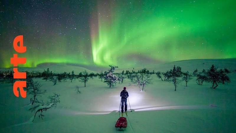 Polarlichter Faszination und Bedrohung Doku ARTE
