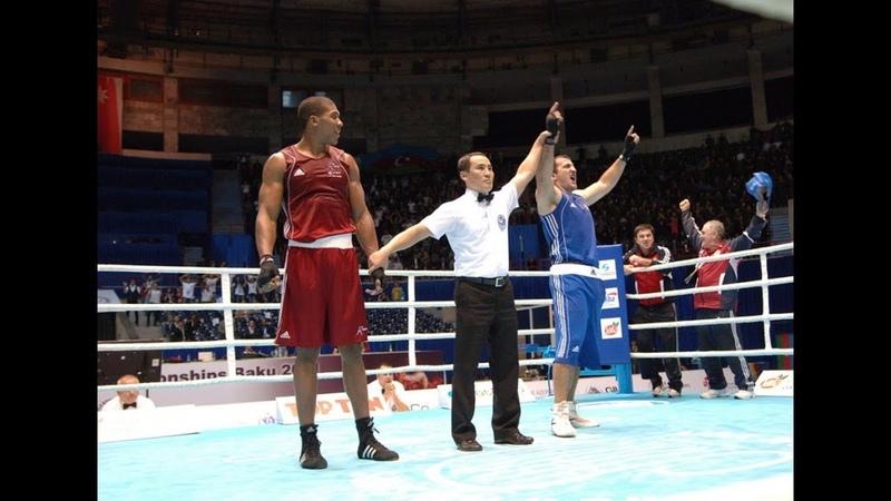 Юный Энтони Джошуа против Магомедрасула Меджидова. Выступление на Олимпийских играх!