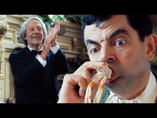 SEAFOOD Bean 🦐 Mr Bean's Holiday Funny Clips Mr Bean Official