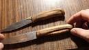 нож для походной кухни своими руками