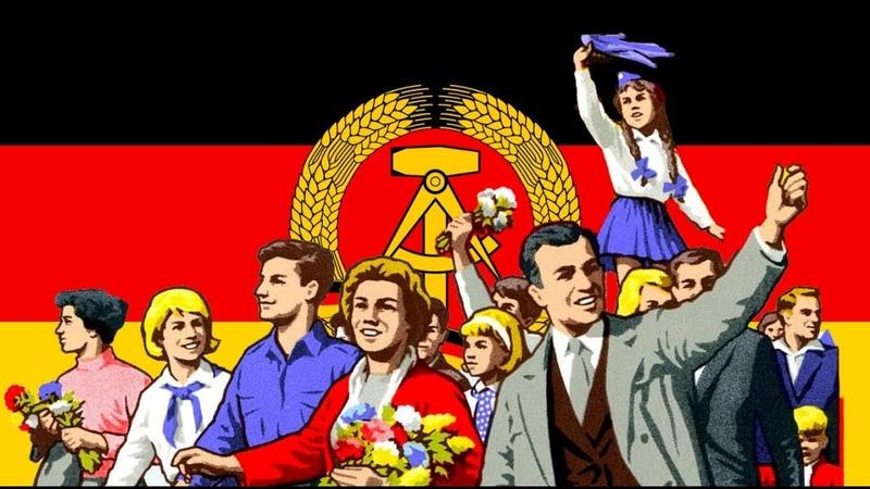 Auferstanden aus Ruinen! National Anthem of the German Democratic Republic! (English Lyrics)