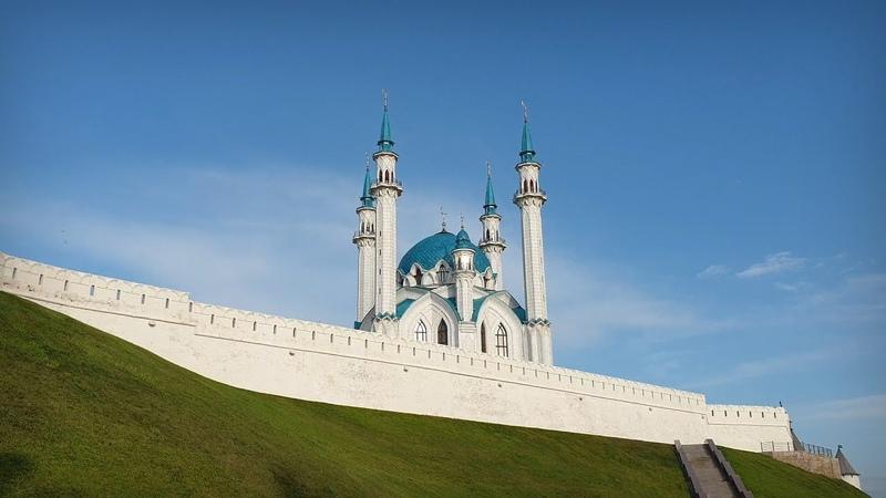 Иннополис и Казань. Июль 2019г.