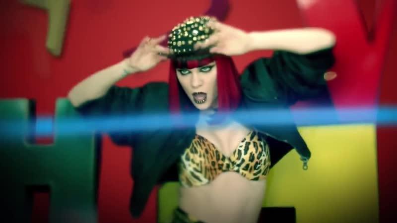 Jessie J Rihanna Don't Stop The Domino Mashup
