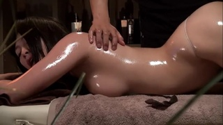 HOT JAV Massage Extremely Excitement Sexy - Full Body With Oil - Massage Traditional Relaxing JVlog