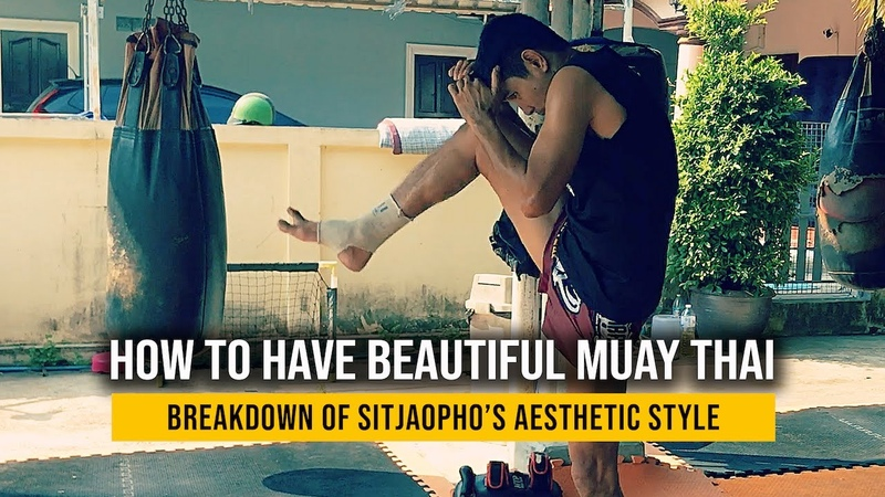 The Most Aesthetic Muay Thai Style Sitjaopho Muay Thai Documentary Humans of Fighting