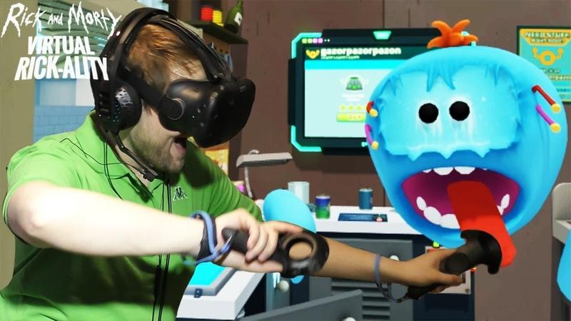 Я ВО ВСЁМ РАЗОБРАЛСЯ ► Rick and Morty Virtual Rick ality 2