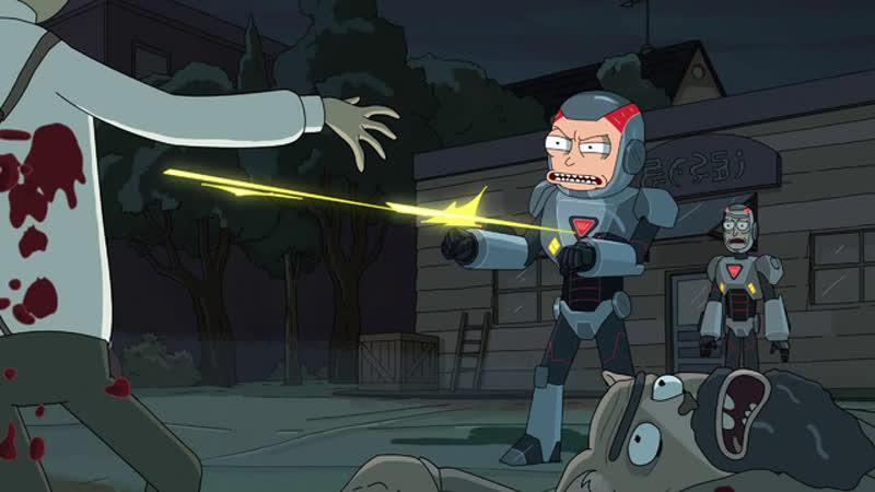 Сериал Рик и Морти | Rick and Morty 2 сезон онлайн
