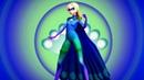 Miraculous Ladybug Le Paon transformation Emilie Agreste fan animation