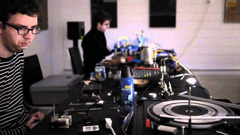 Mathieu Ruhlmann Jamie Drouin - Sounds in a Room 9