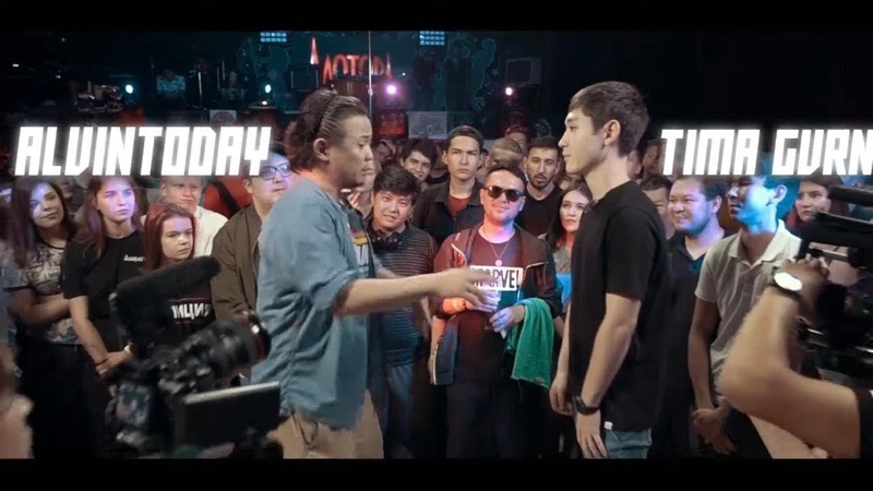 RhymeBack AlvinToday vs ТИМА GVRN MAIN EVENT