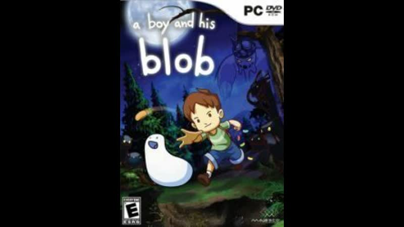 A Boy and His Blob 2016 PC