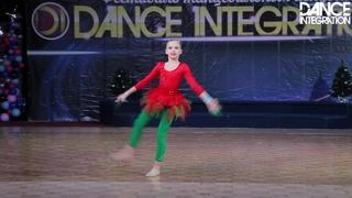 Dance Integration 2017 - Модерн, Соло, Дети