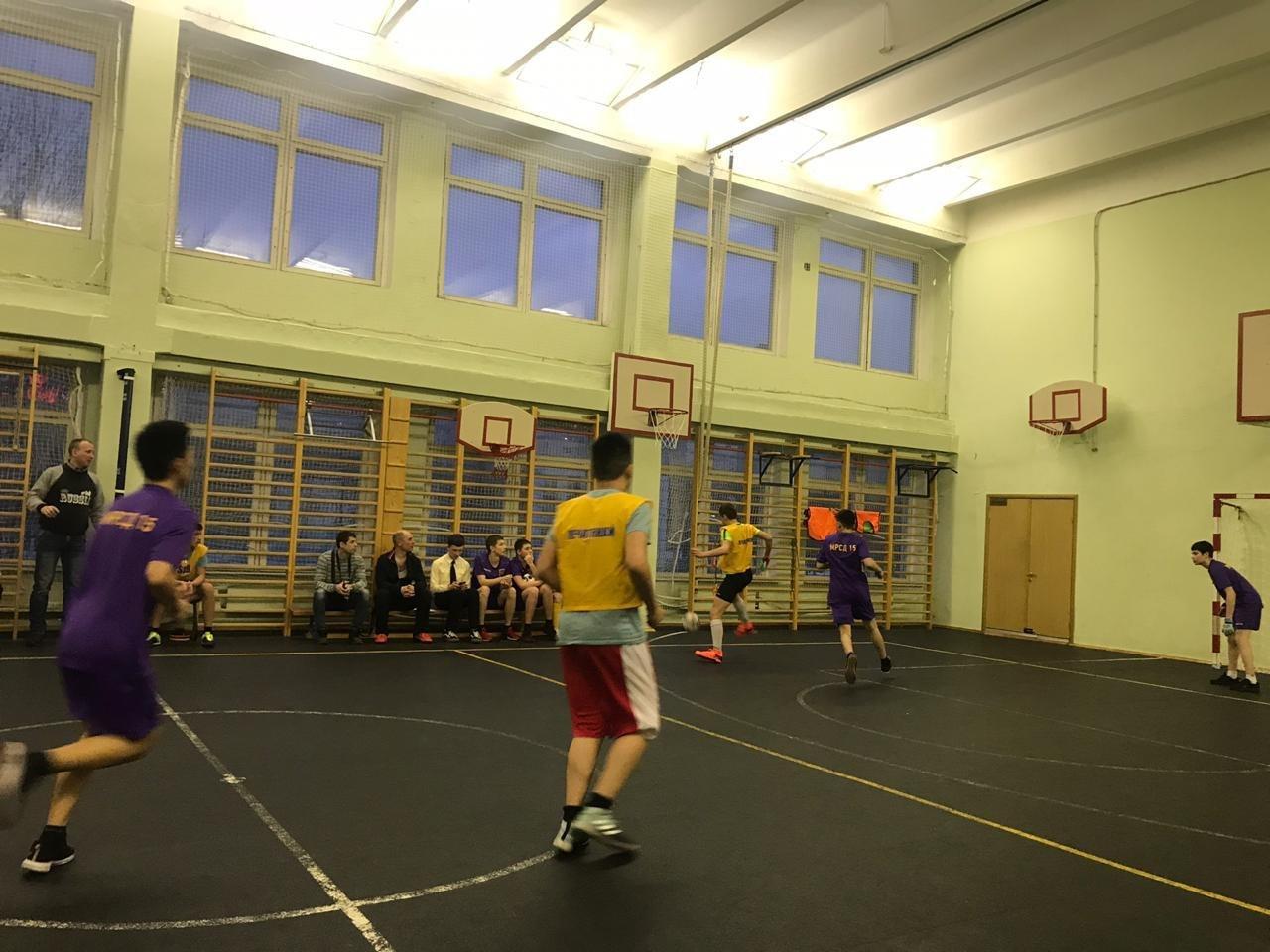 Футболисты из Выхина-Жулебина приняли участие в окружных соревнованиях