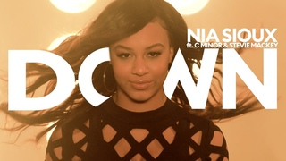 Down by Marian Hill (Official Cover & Dance Video)   Nia Sioux ft. C Minor Stevie Mackey