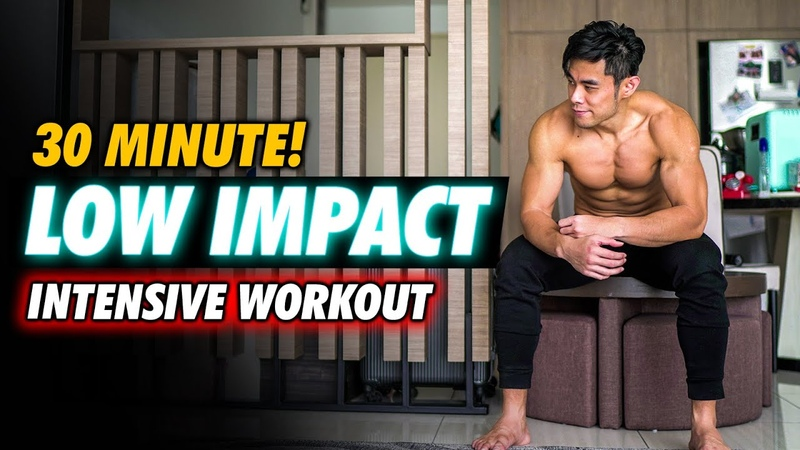 [Level 3] Low Impact Intensive Workout!