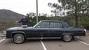 Cadillac Brougham 1989 года это самый лучший 30 летний Cadillac