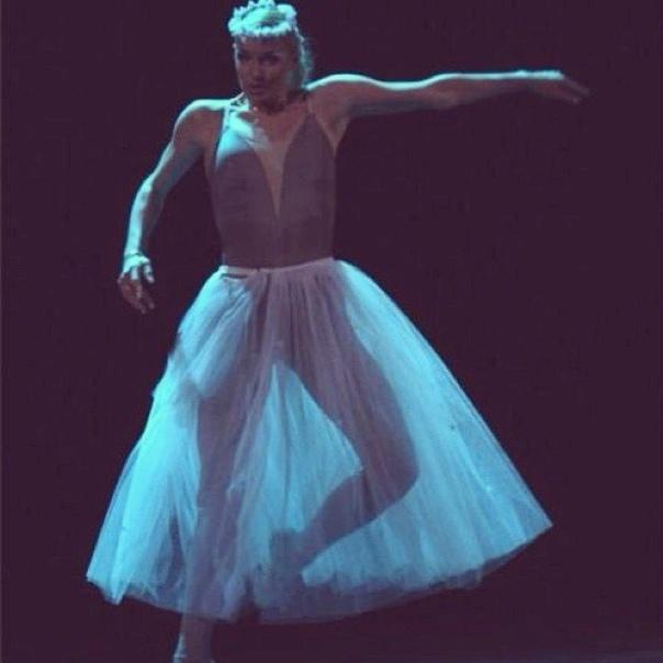 Ксения Собчак недавно заходила в гости к балерине.