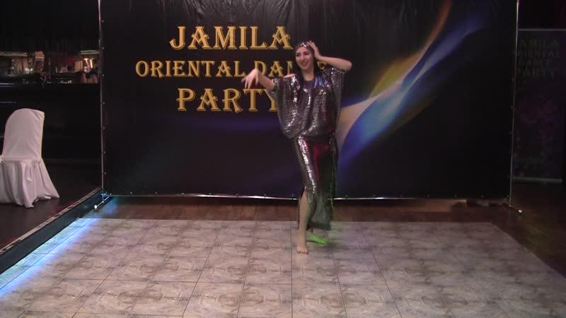 Галина Быковская, балади 12.01.2020. Galina Bykovskaya balady. Jamila Oriental Dance Party,