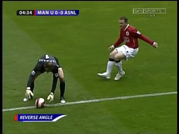 Manchester United 0-1 Arsenal PL 2006/07 FULL MATCH