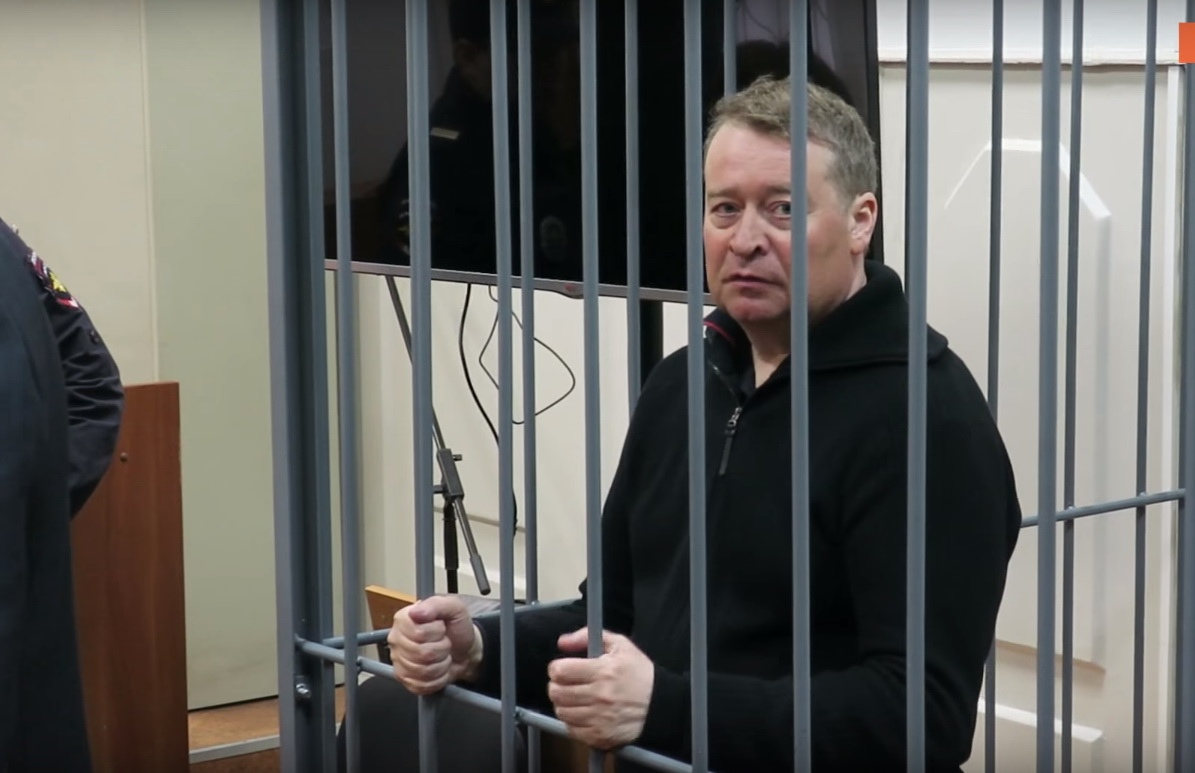 Заседание по делу Маркелова закрыли от прессы