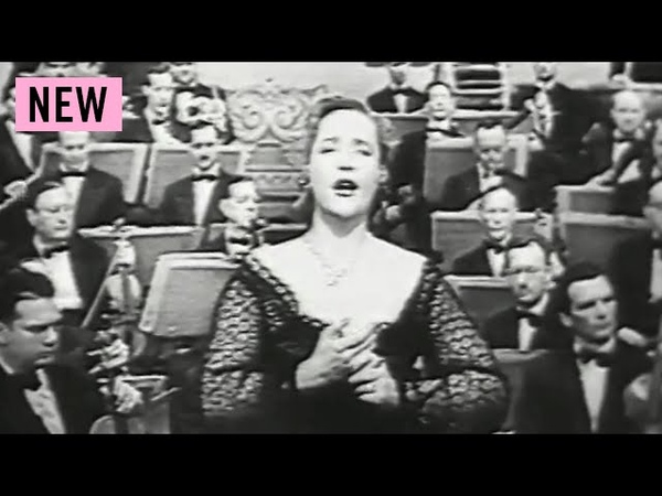 On TV Eleanor Steber - Pace, pace mio dio - 1952