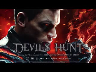 "Devil's hunt - трейлер ""destroyer"" (nintendo switch)"