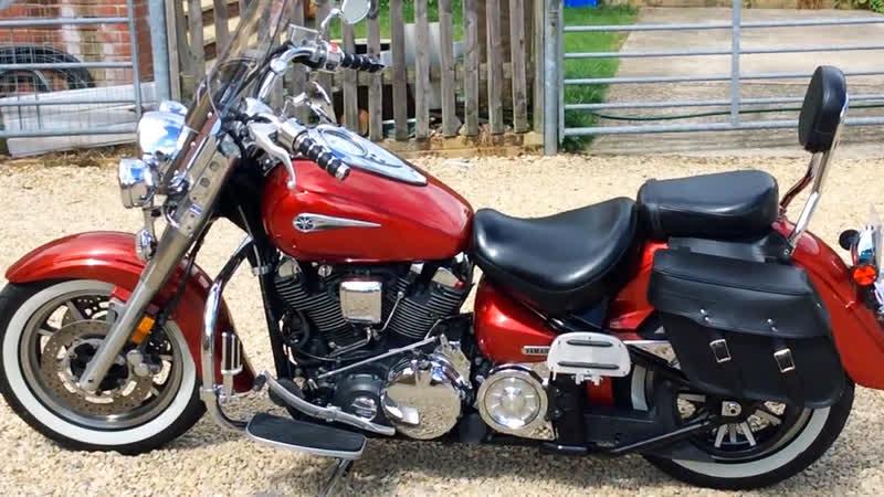 YAMAHA XV1700 ROADSTAR (2007)