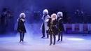 Ансамбль Белые росы грузинский танец Мтиулури