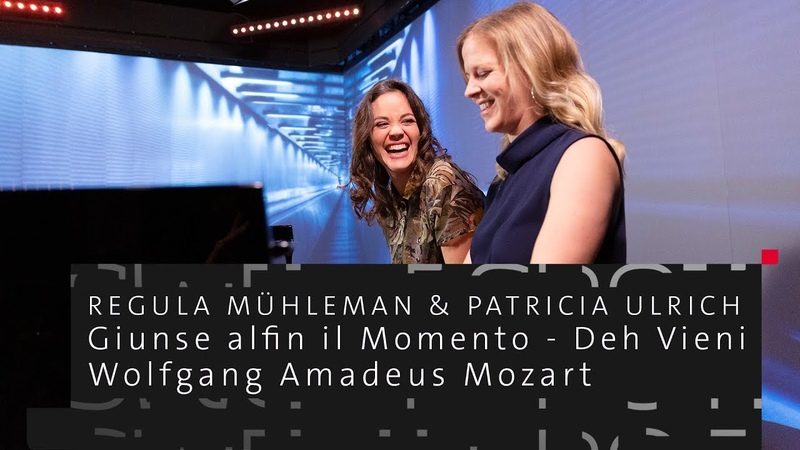 Regula Mühlemann singt die Susanna aus Mozarts Le Nozze die Figaro   SWEET SPOT.