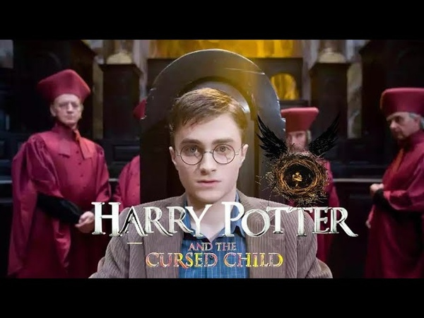 Harry Potter and the Cursed Child Trailer | Daniel Radcliffe | J. K. Rowling | 2019