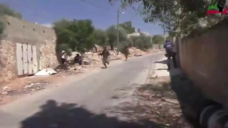 Images des affrontements qui ont suivi la manifestation hebdomadaire dans le village de Kufr Qaddom contre les colonies.