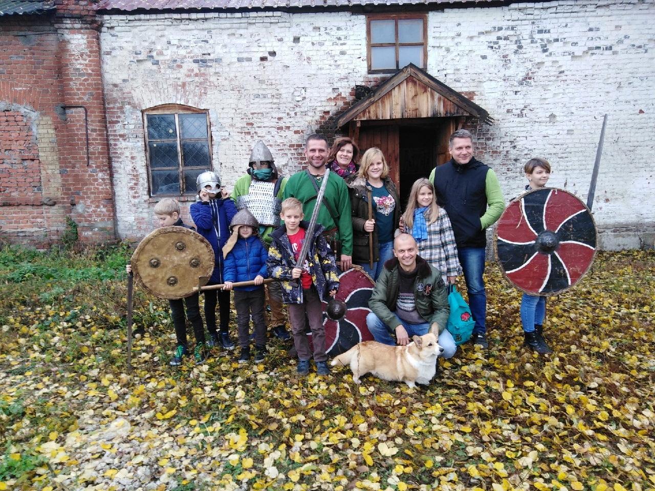В Ельце можно побывать в «шкуре» средневекового воина — Изображение 1