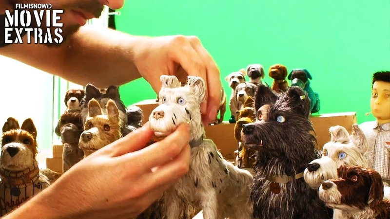 ISLE OF DOGS | Making of: Animators Featurette (2018)