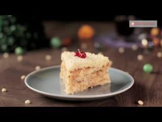 Торт без выпечки со всеми любимым вкусом пломбира!