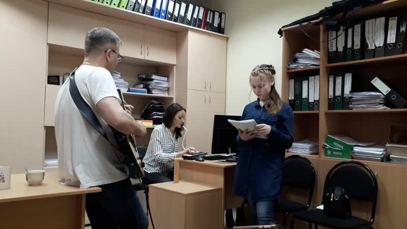 Южаков Саша C*(2) Антонио Карлос Жобим , русский текст Алексея Иващенко 😎
