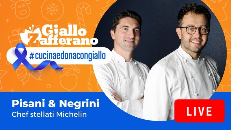 🔴 RISOTTO GRAN RISERVA CARNAROLI in diretta con gli Chef Negrini e Pisani CucinaeDonaconGiallo