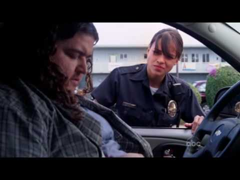 LOST Hurley sees Ana Lucia 5x02 The Lie
