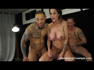 McKenzie Lee - GangBang Creampie 250 [Creampies,Blowjobs, Big Bo