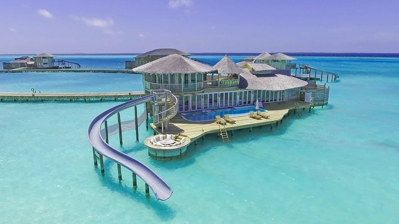 SONEVA JANI most exclusive hotel in the Maldives full tour review