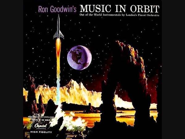 Ron Goodwin - Music in orbit (1958) Full vinyl LP