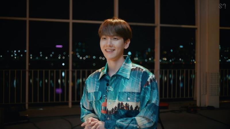 [STATIONOur Beloved BoA 1] BAEKHYUN 백현 Interview 비하인더스테이션