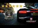 Asphalt 9 Multiplayer Best Car in the Game SERIOUSLY Bugatti Chiron Rank 4729 vs Regera Terzo